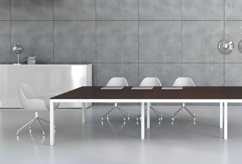 Konferenzmöbel Konferenztisch Groß Oder Klein