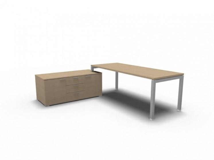 Schreibtisch mit Sideboard_2