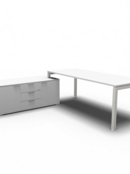Schreibtisch mit Sideboard_3