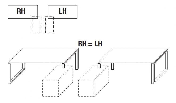 Schreibtische-mit-Sideboards-Loopy-Ausrichtung
