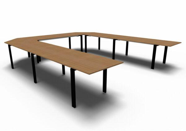 Konferenztisch 13 Personen 4