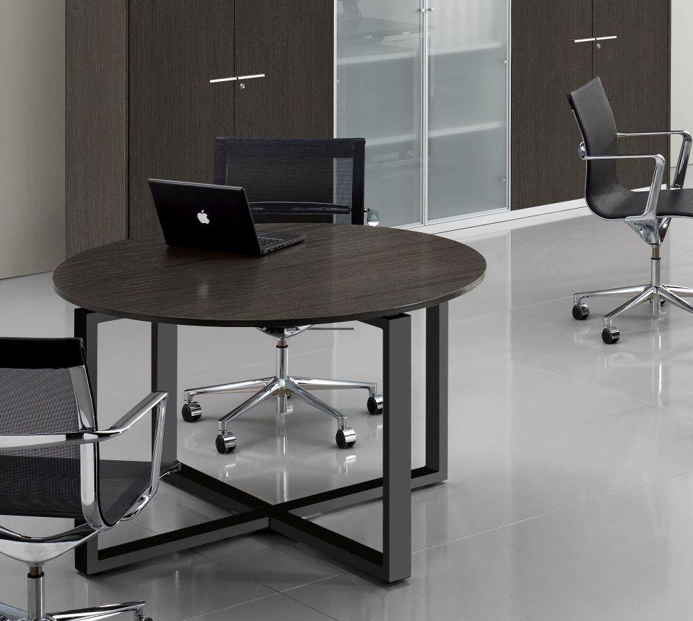 Konferenztisch LOOPY rund | Klassiker Direkt - Chefzimmer, Büromöbel ...