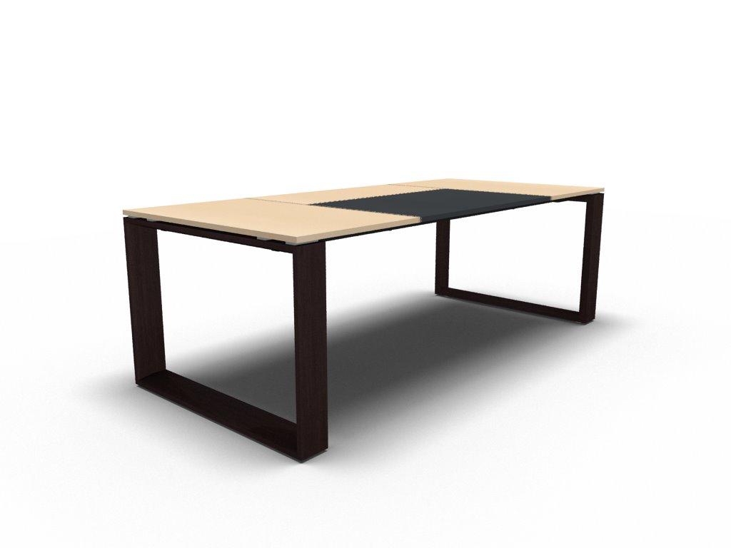 schreibtisch leder arche chefzimmer b rom bel b roeinrichtung. Black Bedroom Furniture Sets. Home Design Ideas