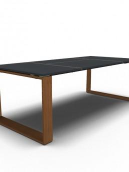 Schreibtisch Arche Leder 4