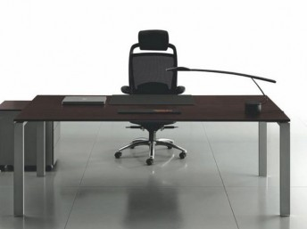 Schreibtisch Glider Bürotisch