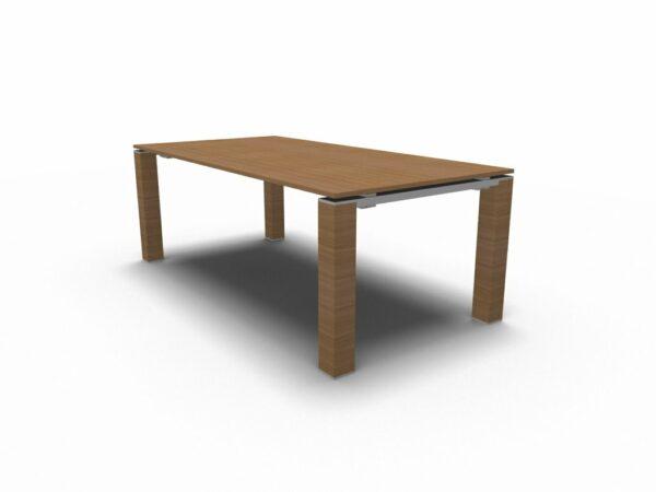Schreibtisch Jet nussbaum
