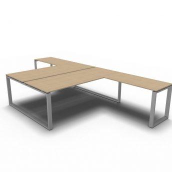 Schreibtisch für 2 Personen 2