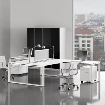 team arbeitspl tze chefzimmer b rom bel design b roeinrichtung. Black Bedroom Furniture Sets. Home Design Ideas