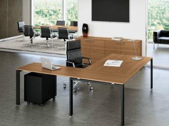 Winkel- Schreibtisch GLIDER