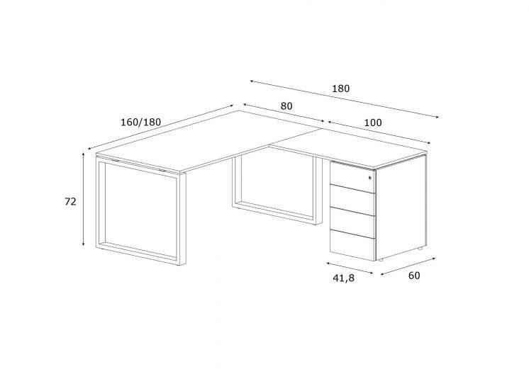 Winkelschreibtisch-mit-Container-Abmessungen