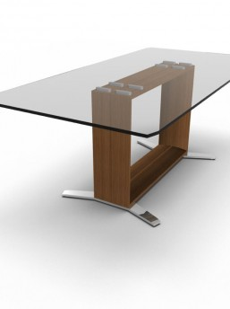 Designer Chefzimmer; Design Schreibtisch Arche_2 ...