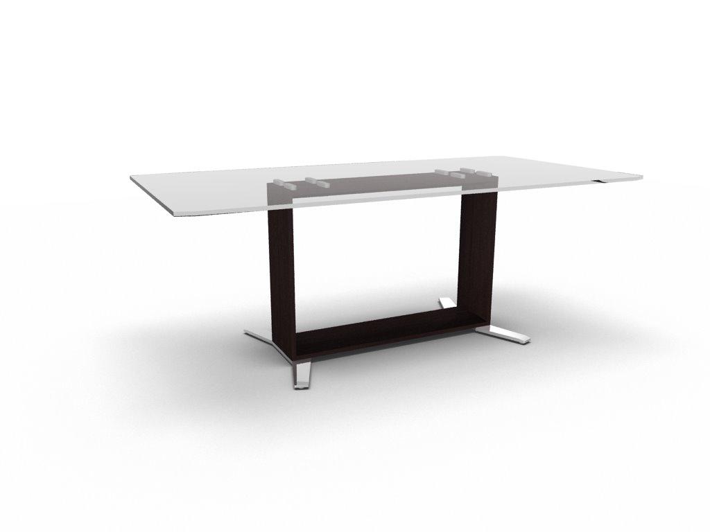elegantes schreibtisch skandinavisches design bild erindzain. Black Bedroom Furniture Sets. Home Design Ideas