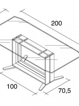 Design Schreibtisch Arche_5
