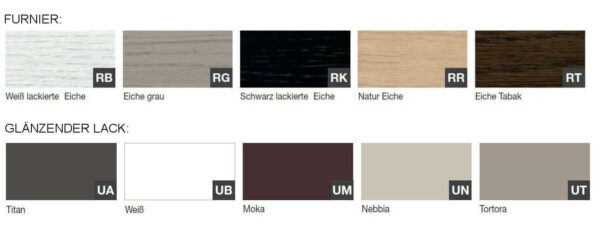 Farben-Metar-Furnier-Lack