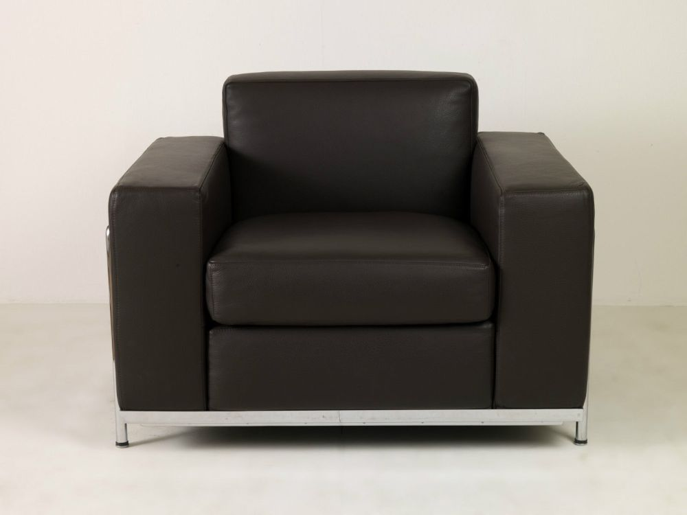 ledersessel bergamo b rom bel. Black Bedroom Furniture Sets. Home Design Ideas