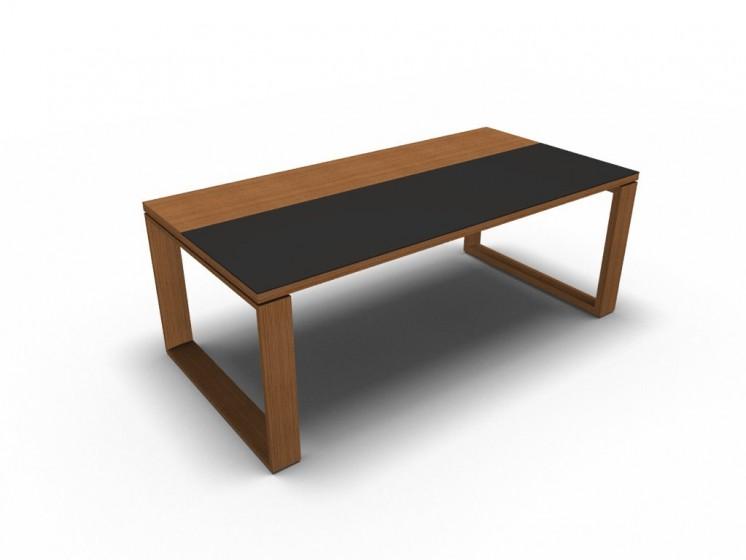 Schreibtisch Arche Holz-Glas_2