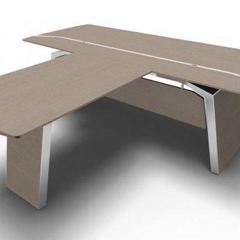 Schreibtisch mit Besprechungstisch Metar_2