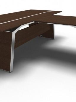 Schreibtisch mit Besprechungstisch Metar_4