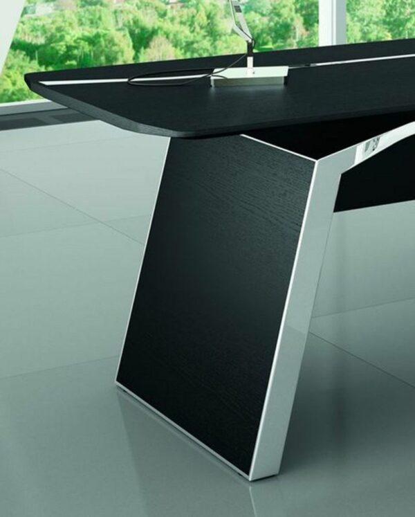 Schreibtisch mit Besprechungstisch Metar_6