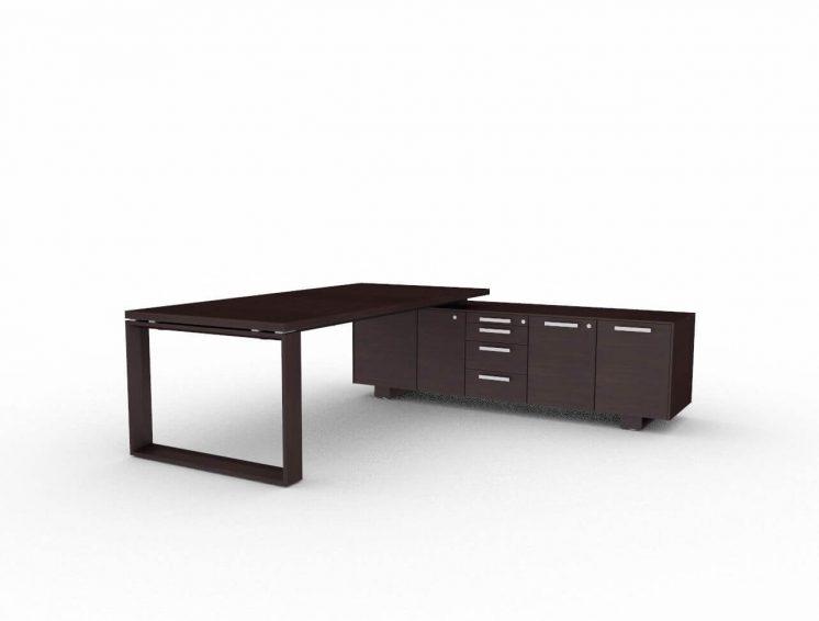 Schreibtisch-mit-Sideboard-Arche-Wenge