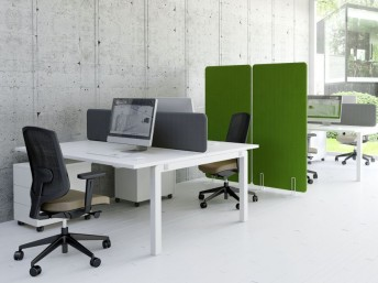 Schreibtisch für 2 Personen YAN_C