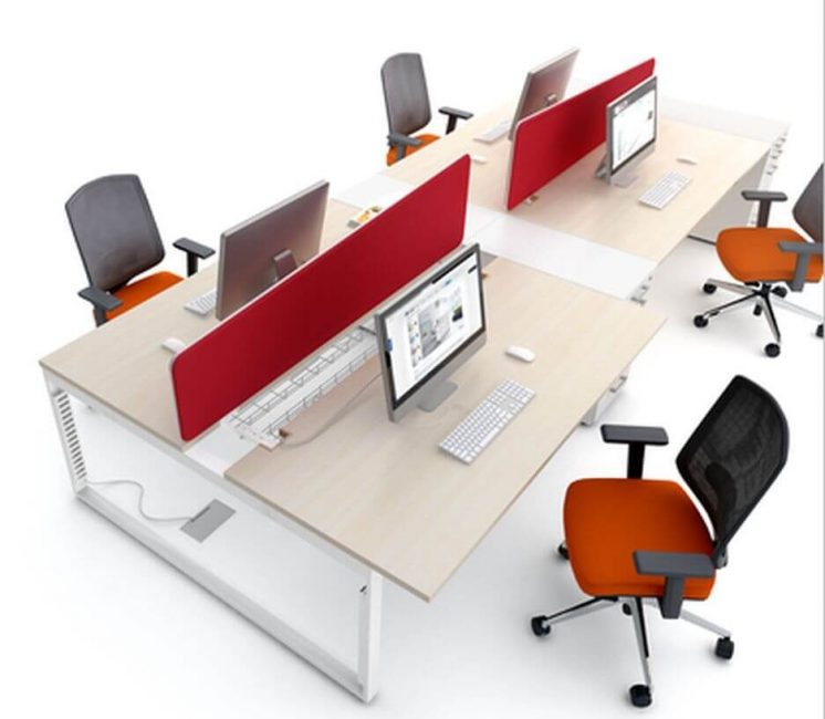 Arbeitsplatz-4-Personen-YAN