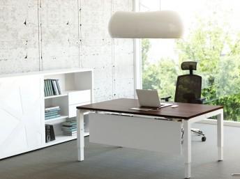 Schreibtisch höhenverstellbar YAN_C