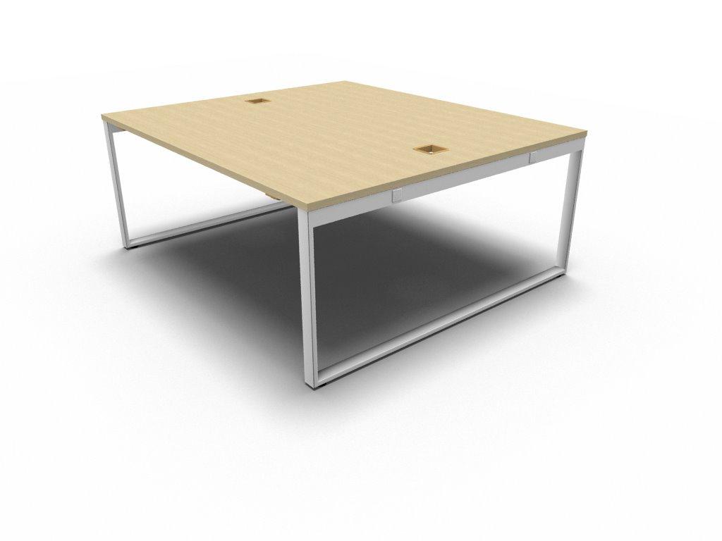 Eckschreibtisch für 2 personen  Schreibtisch für 2 Personen YAN_Z | Klassiker Direkt - Chefzimmer ...