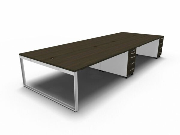 Schreibtisch für 4 Personen Yan_Z_3