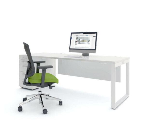 Schreibtisch-mit-Anbaucontainer-Yan