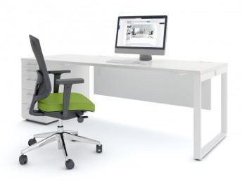 Schreibtisch mit Container YAN_Z