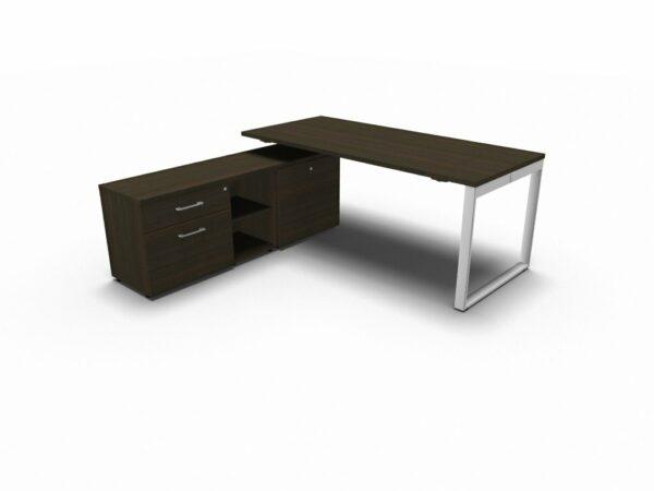Schreibtisch mit Managerschrank Yan_Z_4