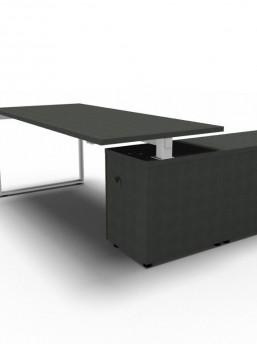 Schreibtisch mit Managerschrank Yan_Z_5