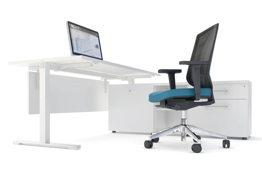 Schreibtisch mit Sideboard YAN_T   Klassiker Direkt - Chefzimmer ...