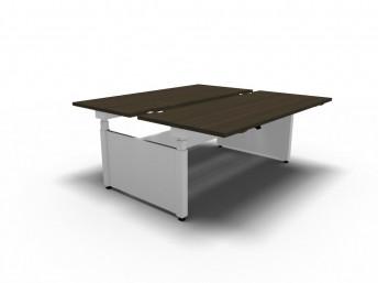 schreibtisch elektrisch h henverstellbar winglet klassiker direkt chefzimmer b rom bel. Black Bedroom Furniture Sets. Home Design Ideas