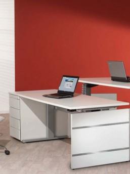 schreibtisch elektrisch h henverstellbar neapel klassiker direkt chefzimmer b rom bel. Black Bedroom Furniture Sets. Home Design Ideas