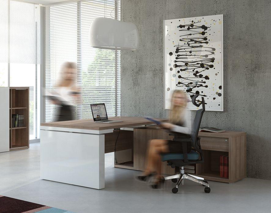 schreibtisch elektrisch h henverstellbar faro b rom bel. Black Bedroom Furniture Sets. Home Design Ideas