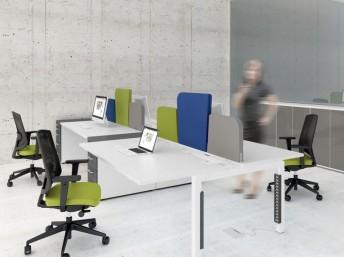 Schreibtisch für 4 Personen YAN_C