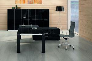 Büromöbel weiß chrom  Chefzimmer, Büromöbel, Design Büroeinrichtung