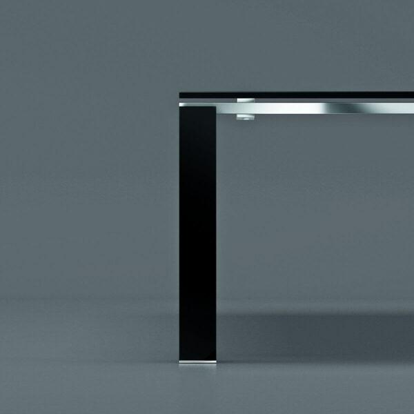 Gestell-Acryl-Schwarz