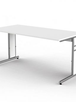 Schreibtisch-Neapel-C-Fuss-Gestell-weiss