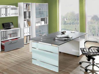 Schreibtisch Siena höhenverstellbar