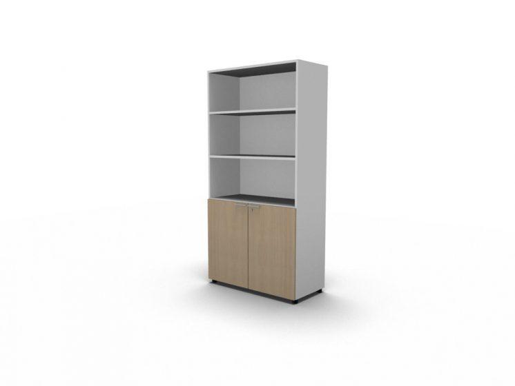 b roschrank mit t ren b rom bel. Black Bedroom Furniture Sets. Home Design Ideas