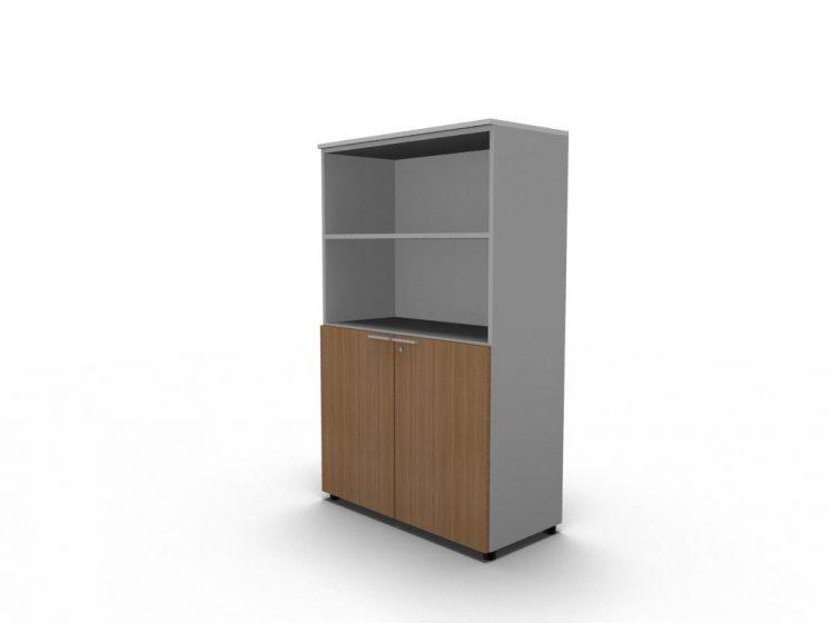Büroregal_mit_Türen_3