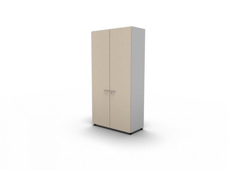 Büromöbel Schrank mit Türen