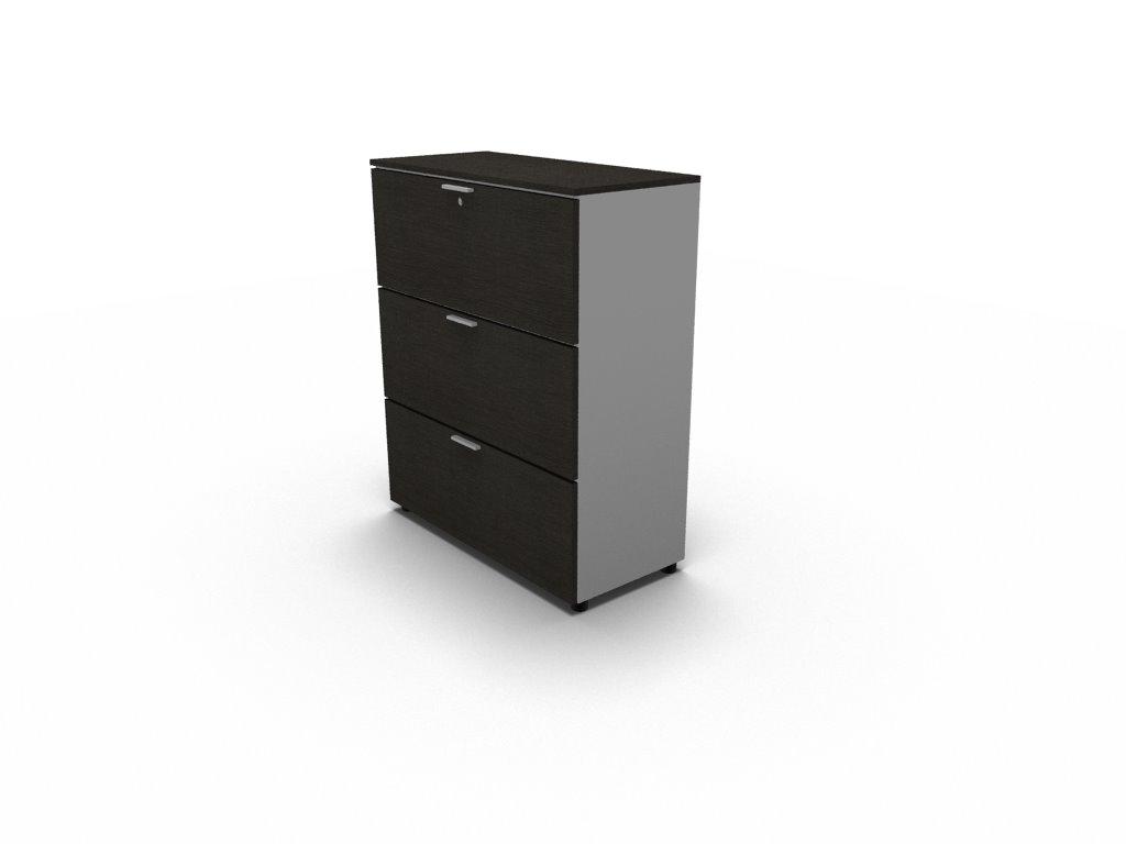 highboard mit schubladen schrankelement b rom bel. Black Bedroom Furniture Sets. Home Design Ideas