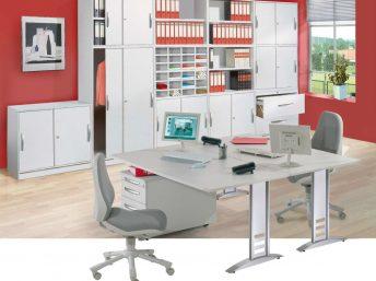 Schreibtisch Merida höhenverstellbar