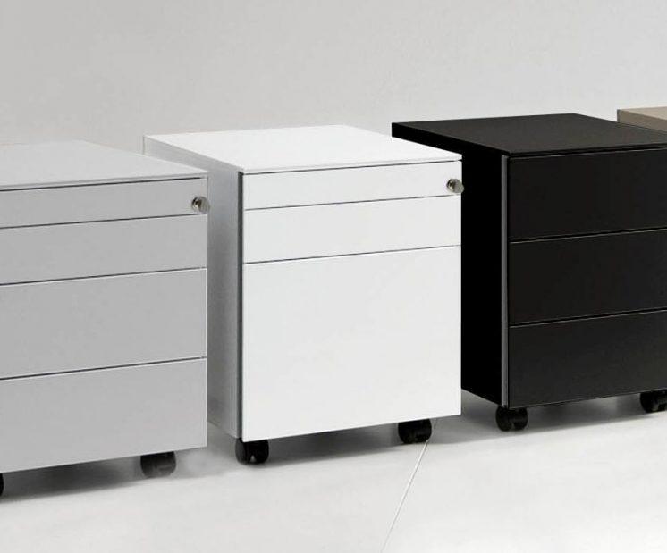 rollcontainer mit h ngeregistratur b rom bel. Black Bedroom Furniture Sets. Home Design Ideas