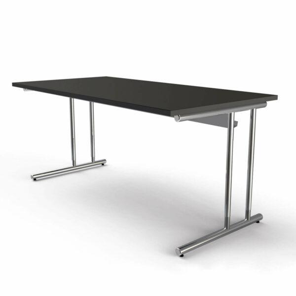 Schreibtisch-Sevilla-Anthrazit-160