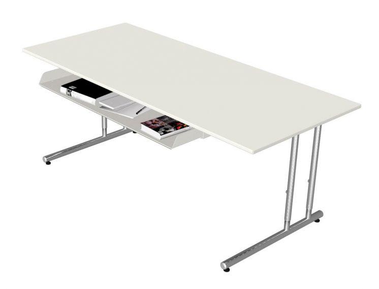Schreibtisch-Sevilla mit -Ablagefach